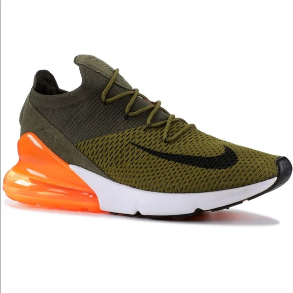 cbb6f1d703 Nike Shoes | Air Max 270 Olive Green | Poshmark